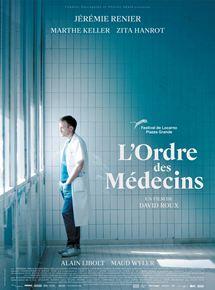 Ordre des médecins affiche film